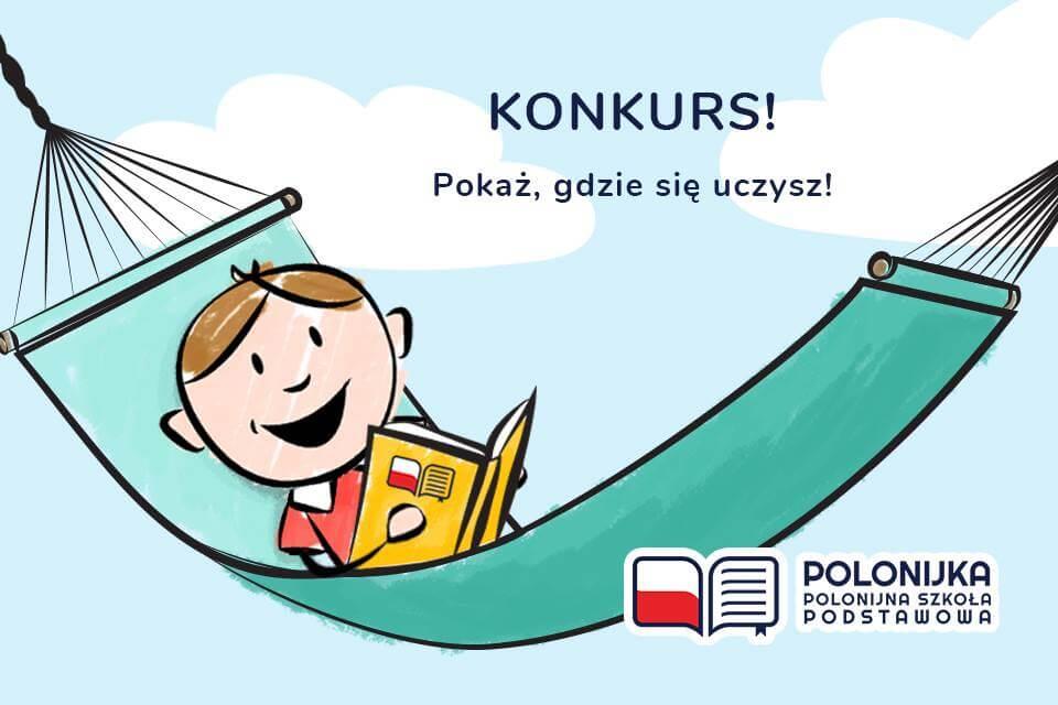 """Konkurs: """"Uczę się z Polonijką""""!"""
