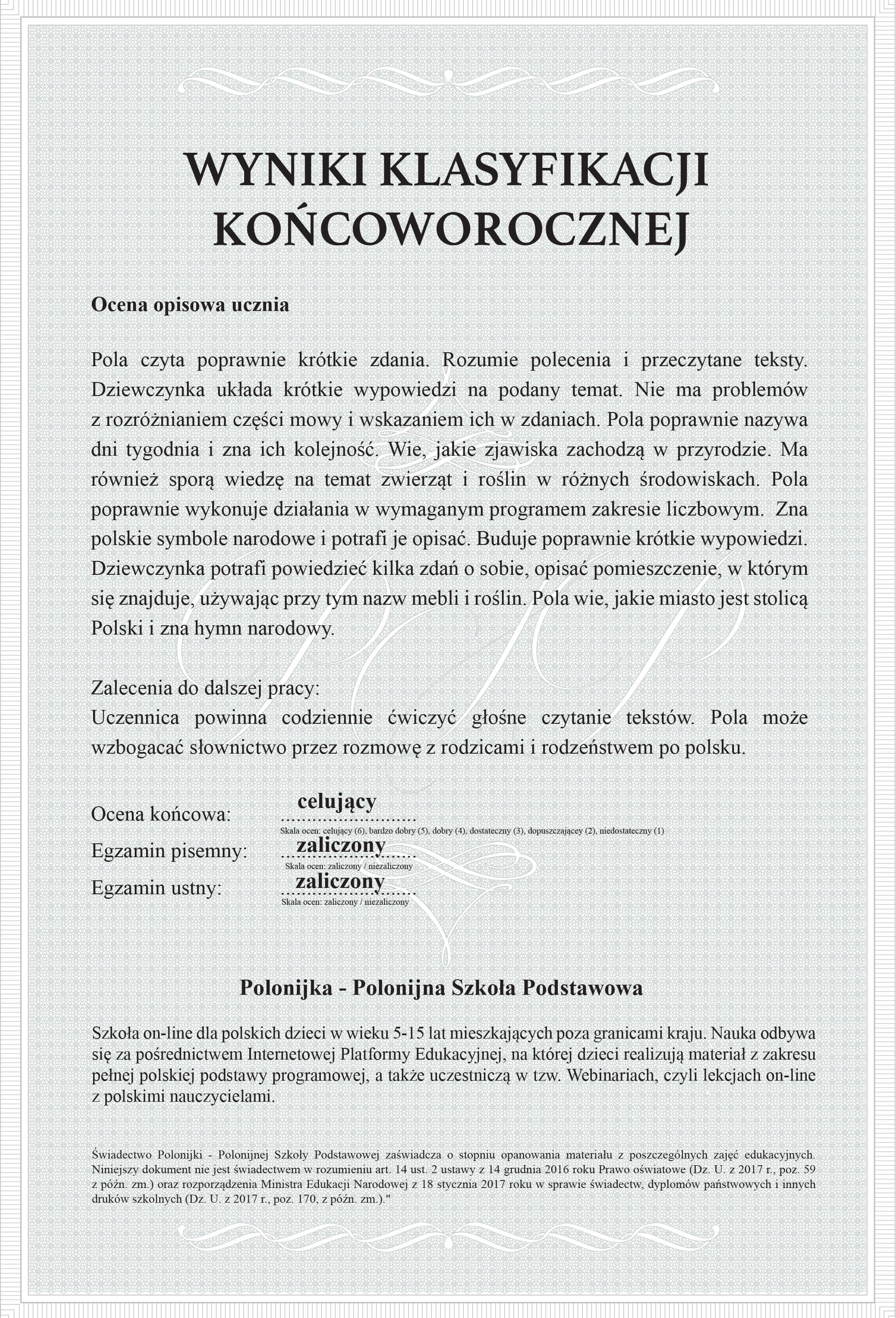 polskie nauczanie poza granicami