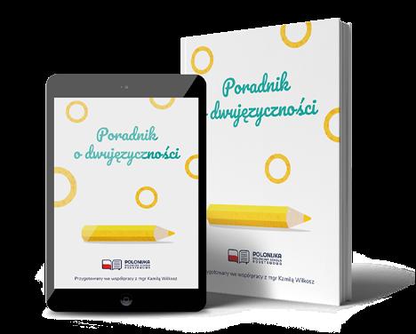 """E-book """"Poradnik o dwujęzyczności"""""""
